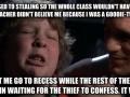 Childhood Confession Chunk