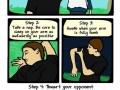 Self defence 101