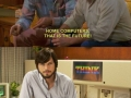 Kelso's the man for the Job!
