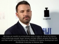 Ben Affleck to play Batman