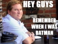 All the Batman talk