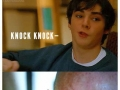 Knock knock..