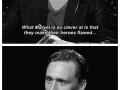 Loki speaks the truth