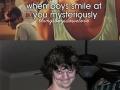 Smile you say