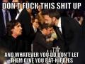 Advice from Bat-Bale