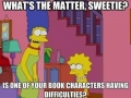 Condescending Marge