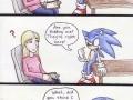 Sonic's eyes make sense
