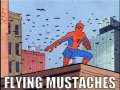 Spidey can't handle this
