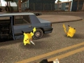 GTA Pikachu mod