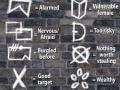 Burglar's code