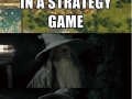 Strategy gamers