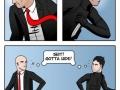 Hitman vs Splinter Cell