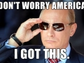 How I see Putin right now