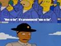 Oh Homer!