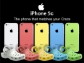 iPhone 5Crocs