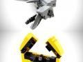 Lego N64 Transformers