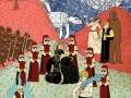 Star Wars Ottoman style