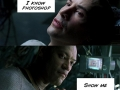 Neo learns Photoshop