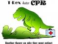 T-Rex CPR