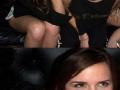 Emma Watson duckface