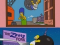 Homer did the wrecking ball