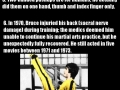 Bruce Lee Facts