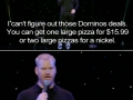 The Dominos Effect