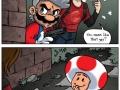 The Last of Us Mario