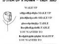 Singing Chop Suey