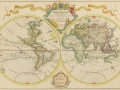 The world in 1700
