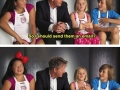 Kids give Ramsay advice