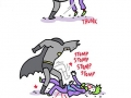 Getting tired of you Joker