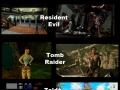 Games through the years