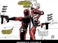 Deadpool & Harlequinn
