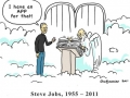 When Steve Job goes heaven..