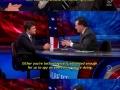 Colbert on U.S. relations