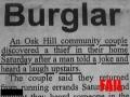 Burglar's Fail