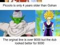 Dragonball Facts