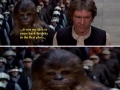 Poor Chewbacca
