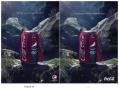 Coke strikes back