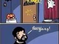 3 weeks after Halloween