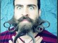Crazy beard guy!