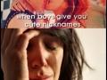 Cute nicknames