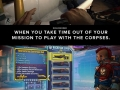Memorable gaming moments