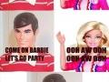 Confusing Barbie
