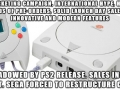 Bad Luck Sega Dreamcast