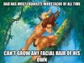 Bad Luck Tarzan