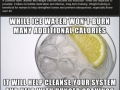 Sensible fitness info