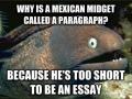 Ha that's a good Juan!