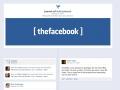 Zuckerberg's fb profile